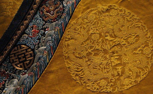 Жёлтый цвет в культуре древнего Китая