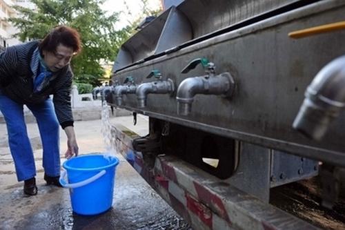 В Пекине стремительно сокращаются водные ресурсы
