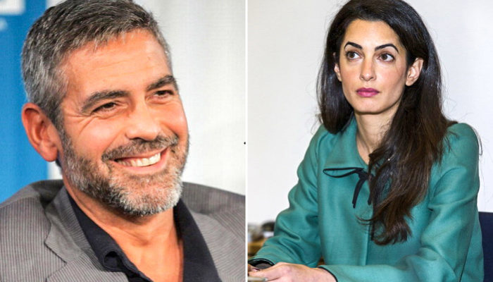 Джордж Тимоти Клуни, завзятый холостяк, обручён