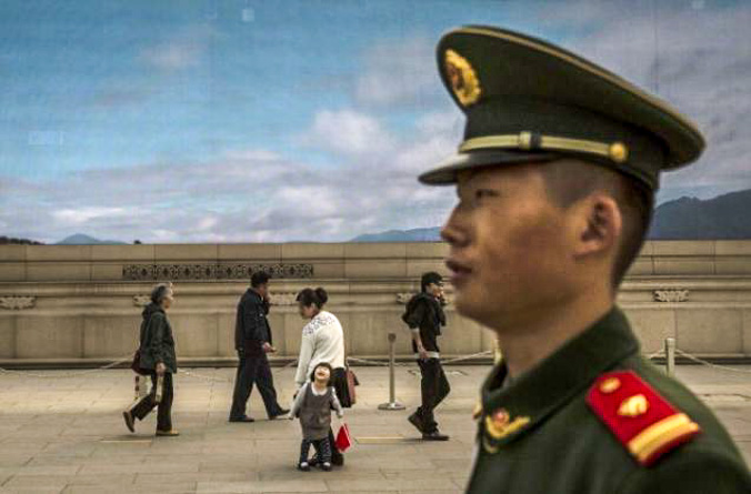 Реабилитация студенческого движения 1989 года станет политической сенсацией в Китае. Фото: Kevin Frayer/Getty Images