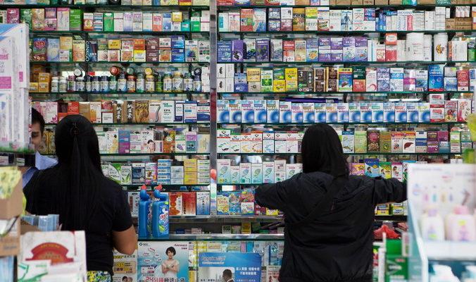 Китай изменил лекарственную политику