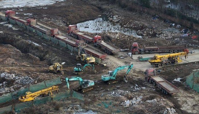 В Китае загрязнены десятки миллионов гектар пахотной земли