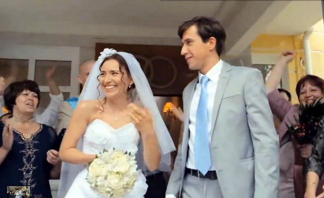 Кадр из фильма «Горько». Скриншон видео с youtube.com