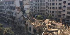Китайские дома, построенные в стиле «фаст-фуд», стали рушиться