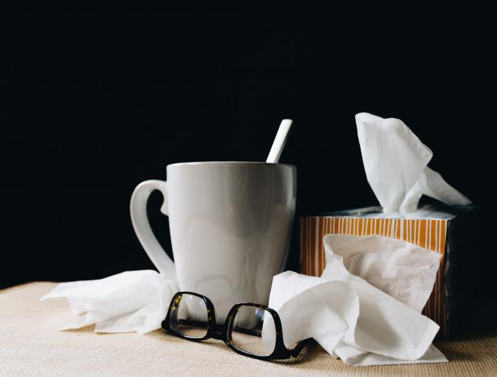 Как избавиться от симптомов простуды