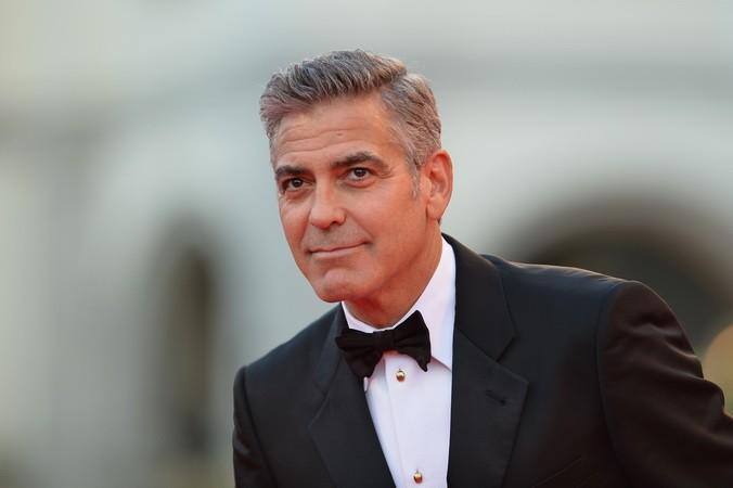 Джордж Клуни. Фото: GABRIEL BOUYS/AFP/Getty Images