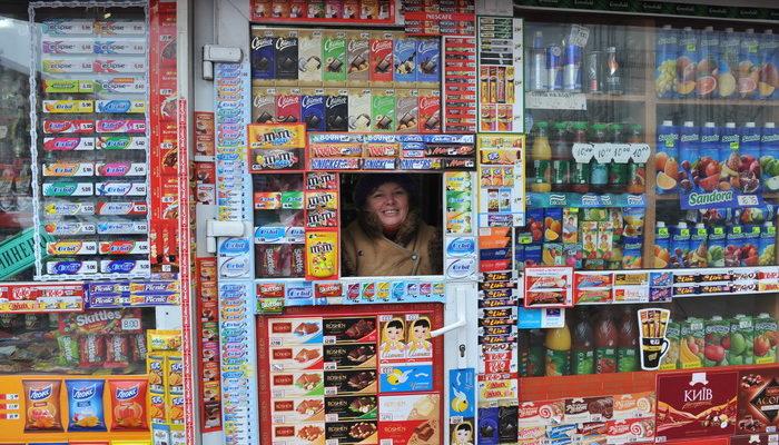 Продуктовые войны: в Украине бойкотируют российские товары