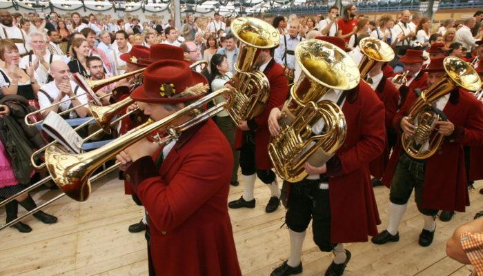 Москва приглашает на фестиваль шагающих оркестров