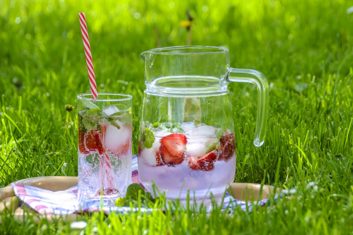 Напитки для пикника