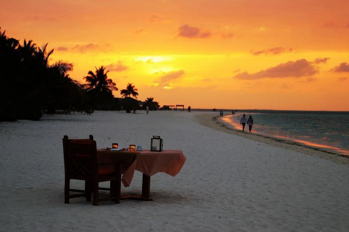 Кухня Мальдив