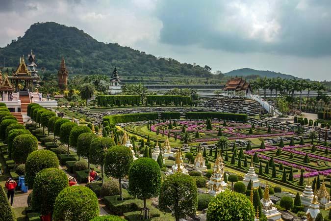 Копия Версальского сада. Фото: Нина Жульмина