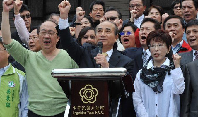 Тайваньский политик пообещал придержать торговое соглашение с Китаем