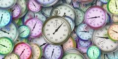 Что такое время? Как выглядит мир без времени?