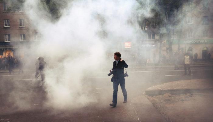 Пресса становится всё менее свободной. Россия держится в числе аутсайдеров