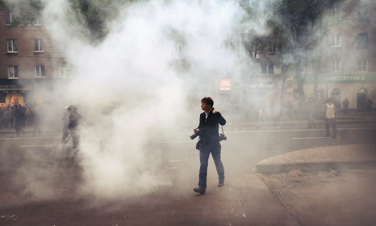 Украина, журналист, СМИ