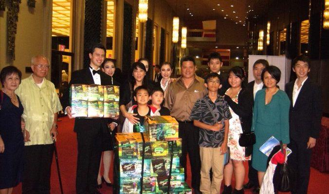 На Гавайях артистов Shen Yun встретили с подарками