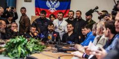 ОБСЕ предлагает диалог, а силовая операция продолжается