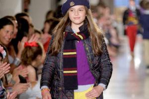 Модное детское шоу Ralph Lauren 2014 в Нью-Йорке 19 мая 2014 года. Фото: Randy Brooke/Getty Images for Ralph Lauren