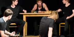 Экзамен в Иркутском театральном