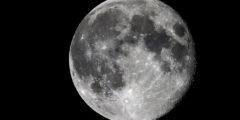 На Луне обнаружена вода