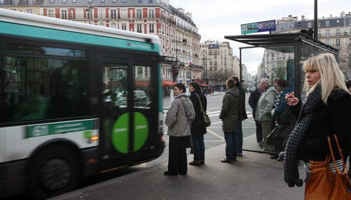 На столичных остановках будет работать бесплатный Wi-Fi
