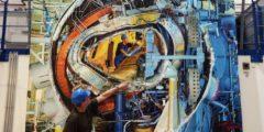 В Германии построен огромный термоядерный реактор