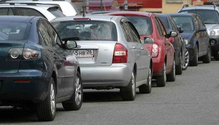 На Воробьёвых горах может появиться дополнительная парковка