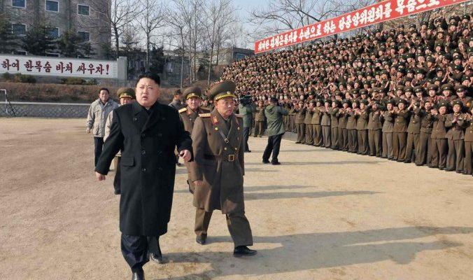 МИД Китая отрицает, что разработаны меры на случай краха режима в Северной Корее