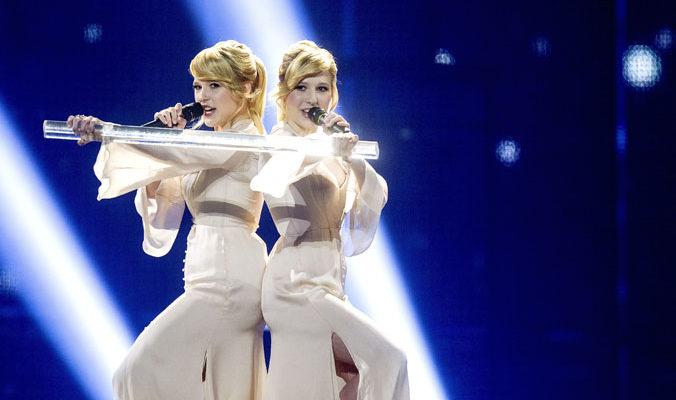Россия и Украина прошли в финал «Евровидения-2014» (видео)