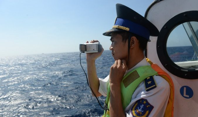 Вьетнамское судно потоплено в Южно-Китайском море
