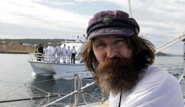 Российский мореплаватель Фёдор Конюхов. Фото: ANTON PEREDELSKY/AFP/Getty Images