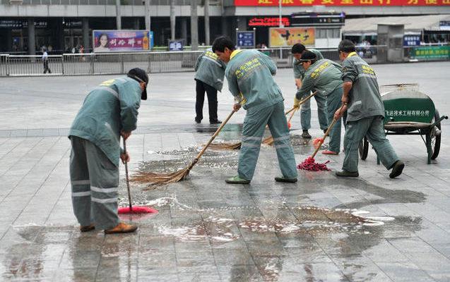 В Китае участились теракты