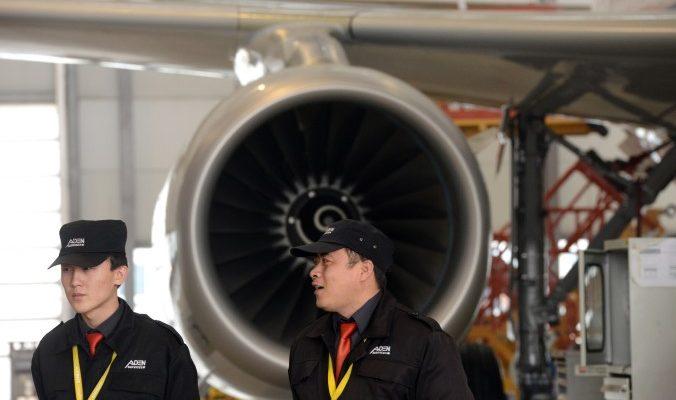 ВВС Китая улучшают технологии, покупая европейские компании