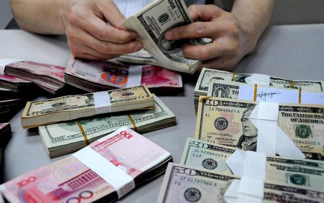 $ 4 трлн резерва и падающий юань Китая