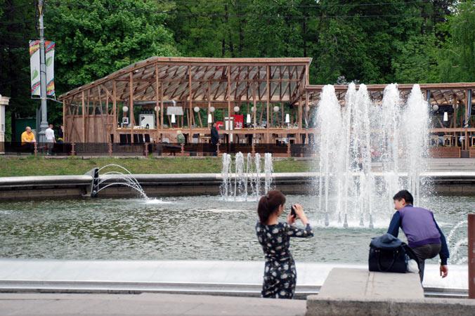 Парк Сокольники, Москва. Фото: Юлия Цигун/Великая Эпоха
