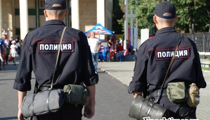 Туристическая полиция появится на столичных улицах
