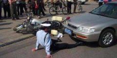 Смертность в результате ДТП в Китае является самой высокой в мире