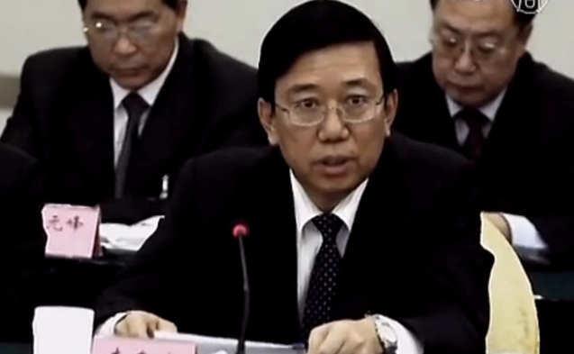 Ли Чуньчэн, сторонник бывшего лидера Китая Цзян Цзэминя, повторно обвинён в коррупции и исключён из партии. Фото: телевидение NTD
