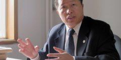 Известного китайского правозащитника выпустили из тюрьмы