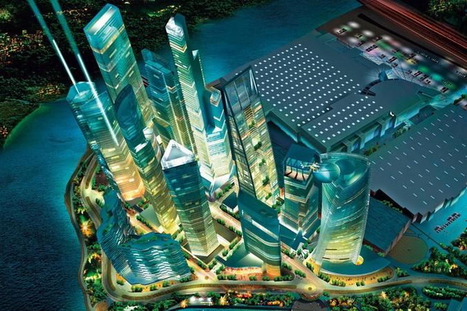 Город в городе Crocus City является многофункциональным центром со своей инфраструктурой, фактически самостоятельным районом Москвы.