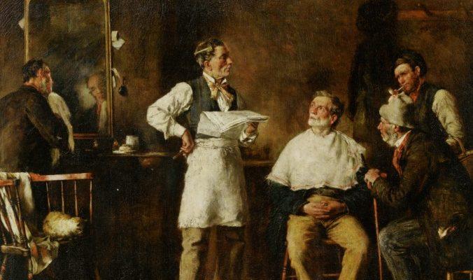 Почему реализм? Часть 4: возрождение исчезнувших навыков