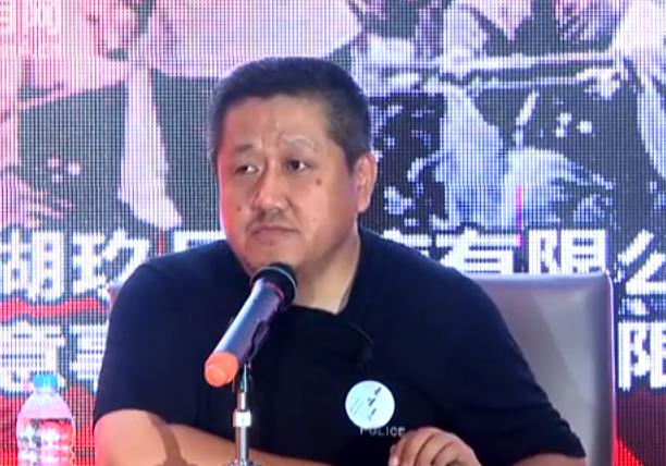 Аккаунт Кун Циндуна, профессора с крайне левыми взглядами, недавно был удалён после того, как он сделал замечания о Тибете и насильственном разгоне студентов 4 июня 1989 года Фото: скриншот/m4.cn