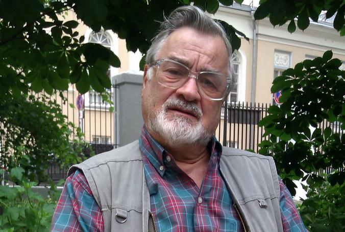 Леонид Цывьян, известный израильский политолог, лектор и журналист. Фото: Игорь Андреев/Великая Эпоха