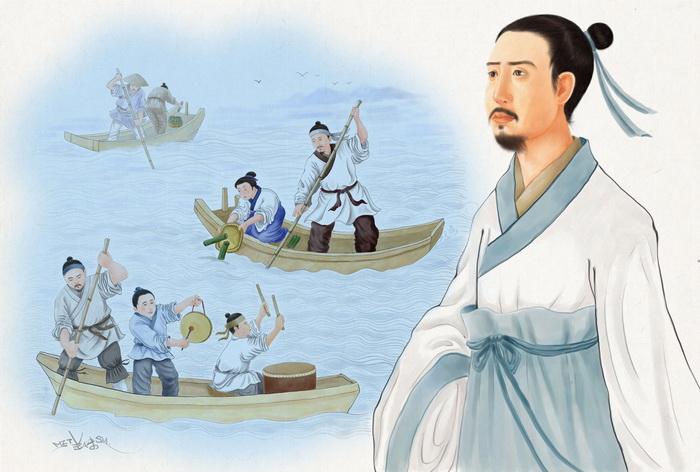Праздник драконьих лодок, Дуаньу, Двойная пятёрка