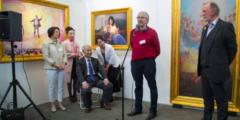 Скандинавская ярмарка 2014 Art Nordic представила уникальную выставку