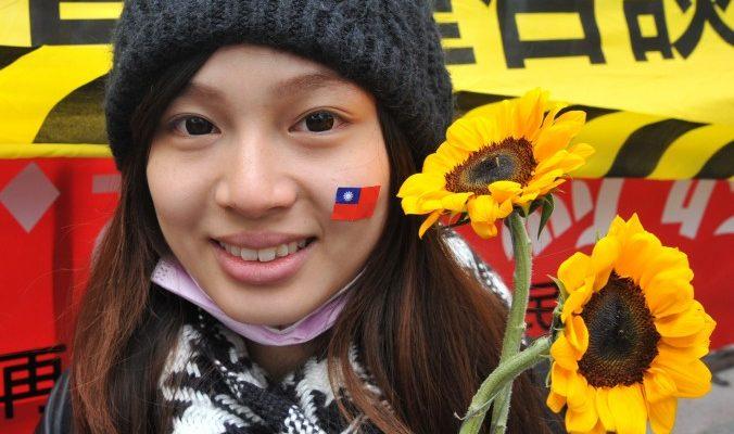 Тайваньцы спасут себя сами