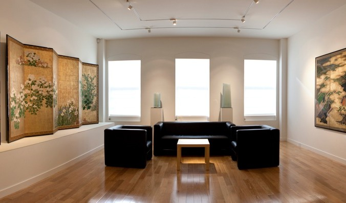 Галерея Эрика Томсена на Манхэттене. Фото предоставлено Эриком Томсеном (Erik Thomsen)