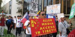 В Китае арестовали 15 тибетцев