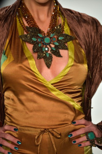 Miranda Konstantinidou Show - Mercedes-Benz Fashion Week Autumn/Winter 2014/15