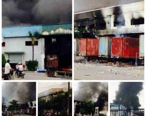 Китайские СМИ не публикуют реакцию своего правительства на события во Вьетнаме